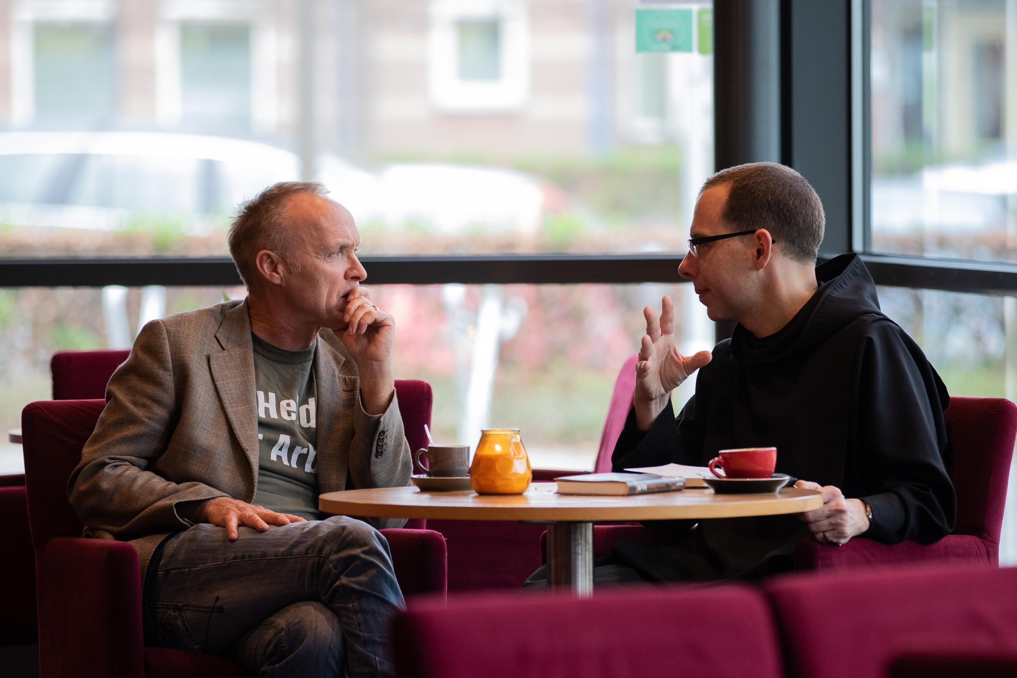 Thomas Quartier and Stef Bos